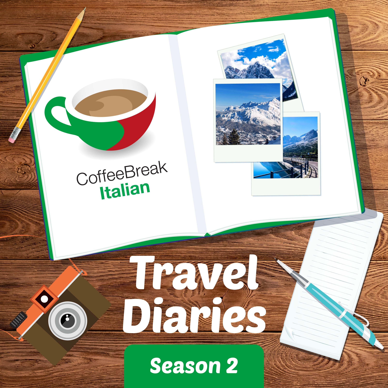 CBI Travel Diaries 2.08   Il meritato riposo a Cortina d'Ampezzo