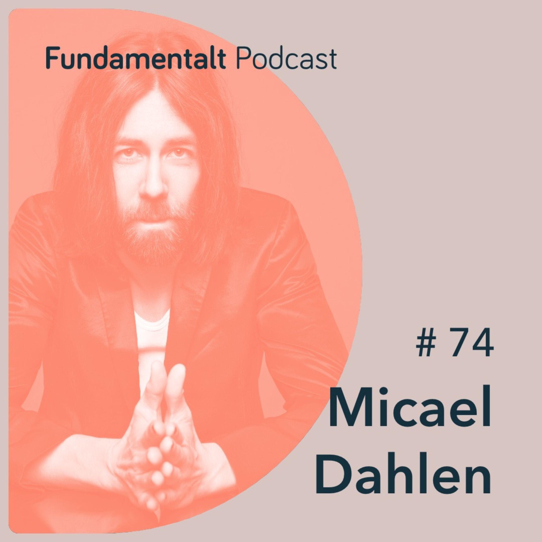 74 - Micael Dahlen