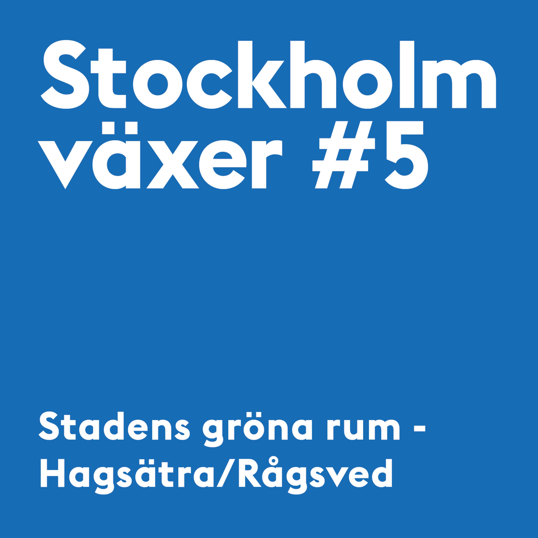 5. Hagsätra/Rågsved: Om stadens gröna rum