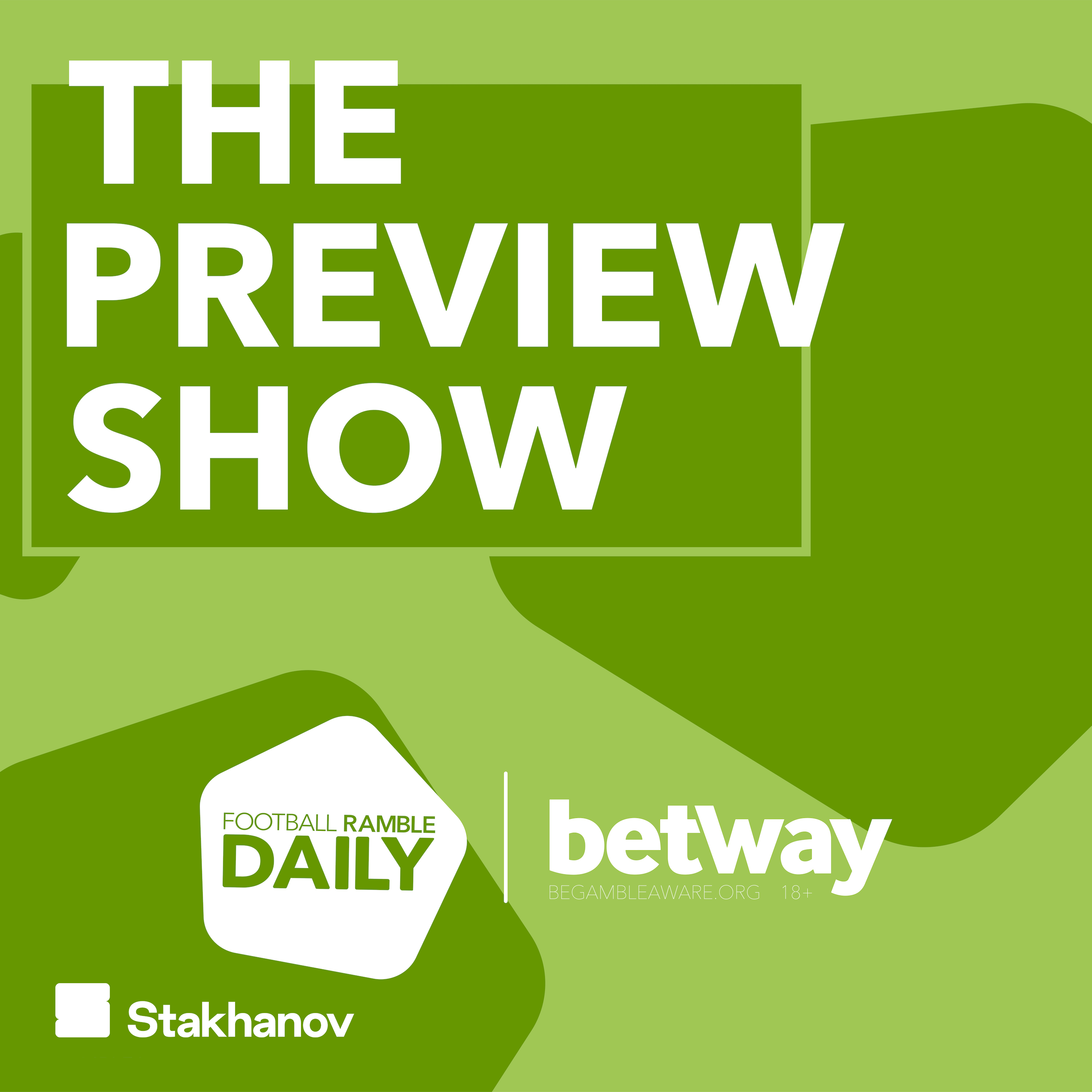 The Preview Show: Giant killings in the Carabao Cup, the return of the Premier League, and more horse bothering