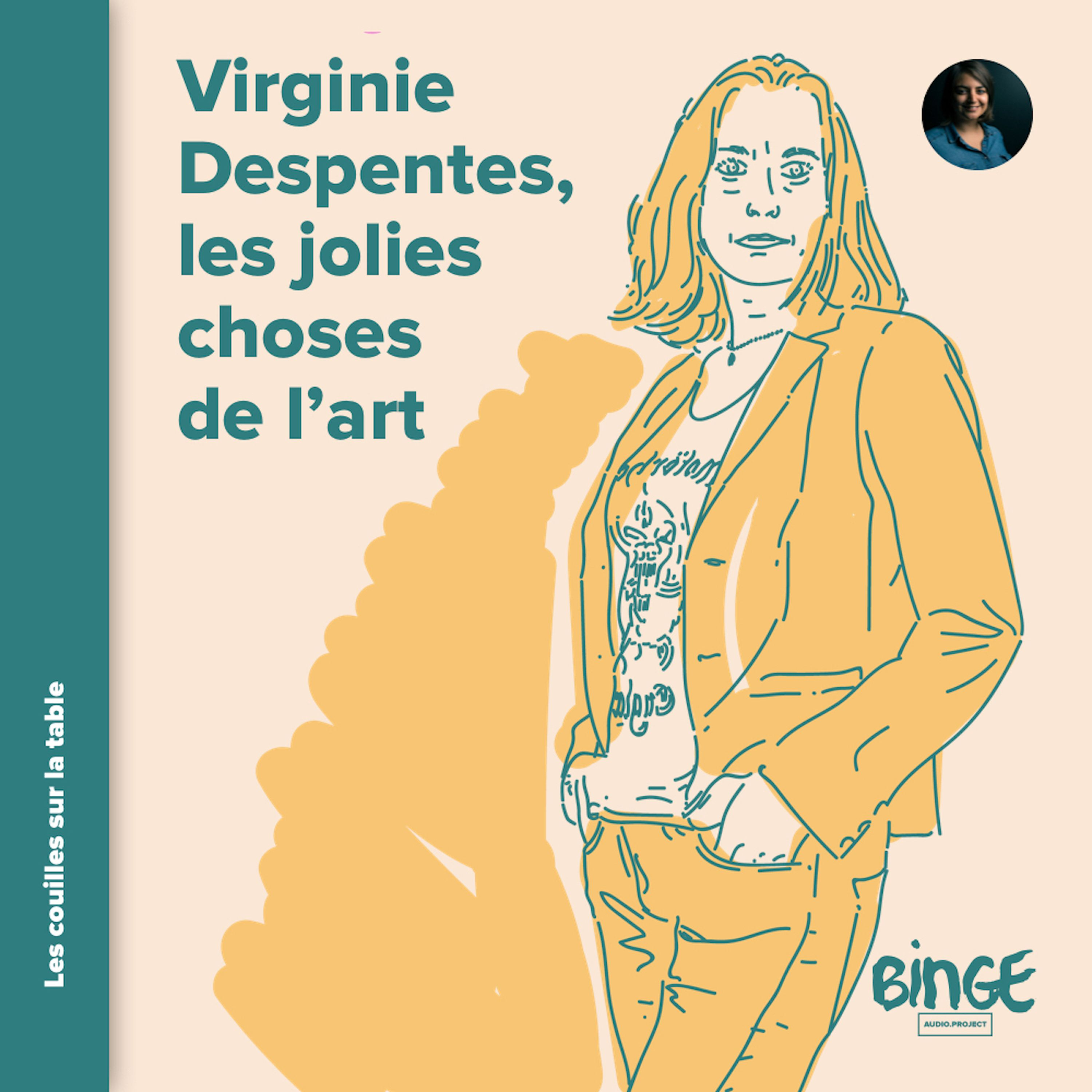 Virginie Despentes - Les jolies choses de l'art