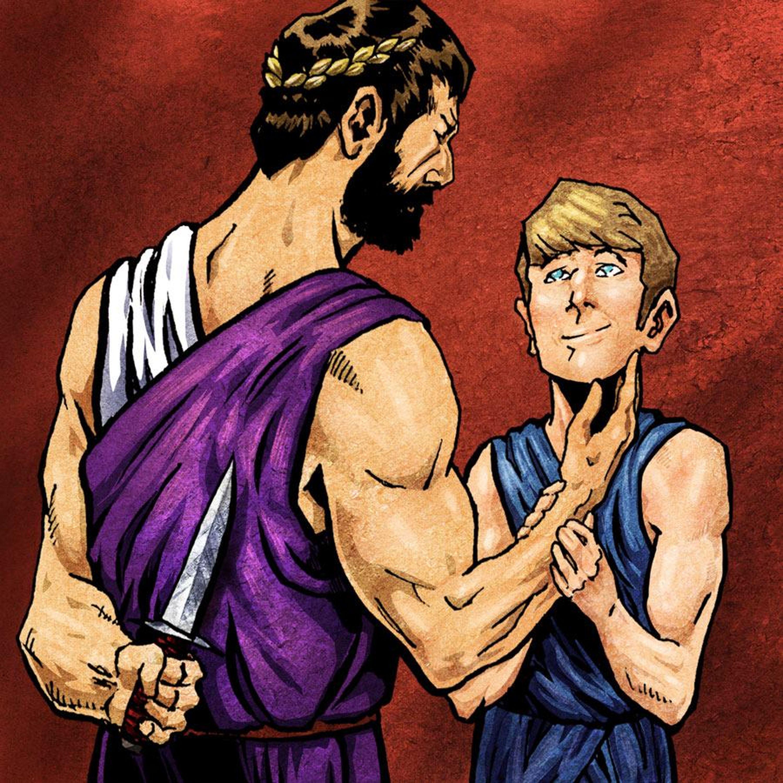 Episode #72- Did Emperor Hadrian Murder His Teenage Lover?