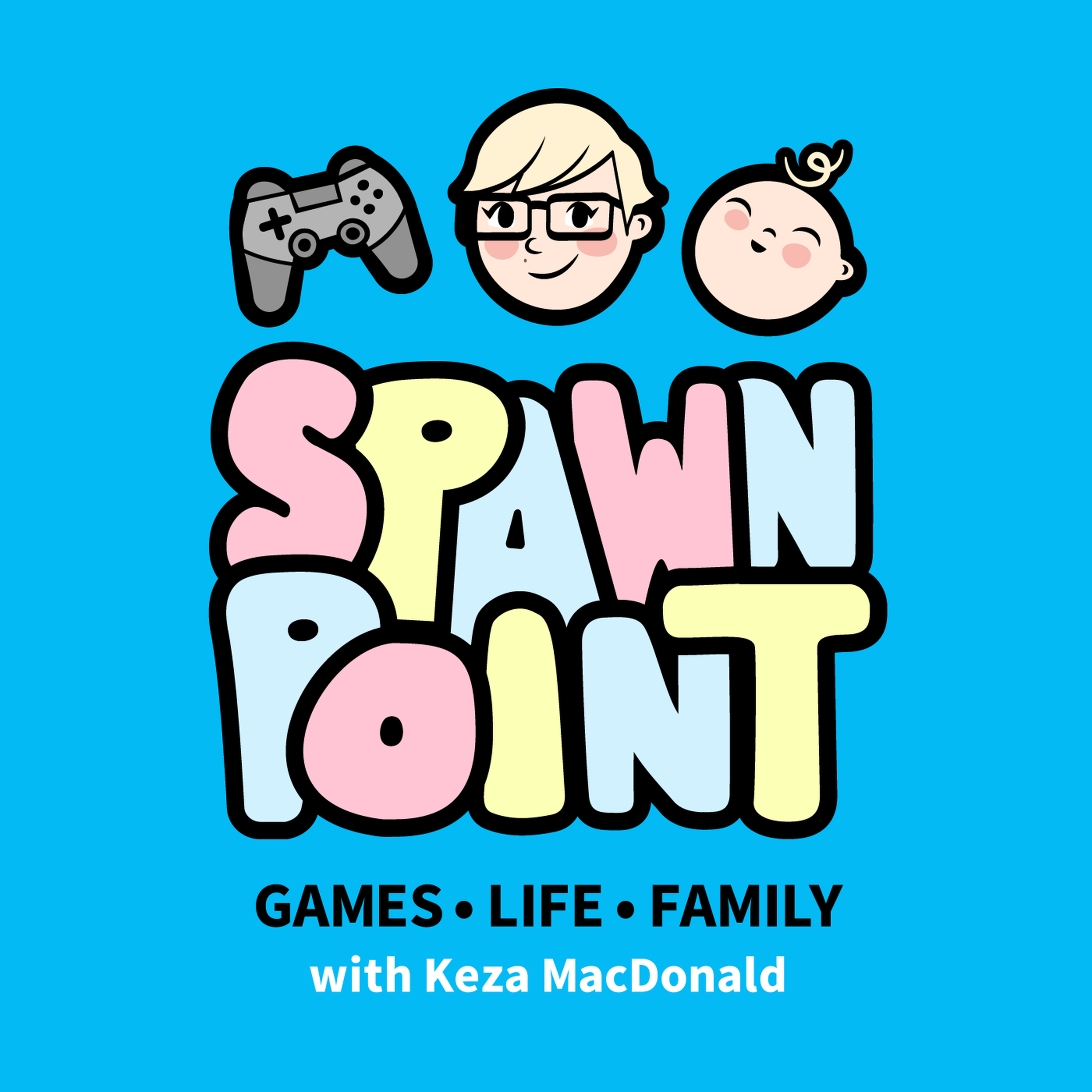 Spawnpoint 3: Happiness, Creativity and No Man's Sky ... with Sean Murray