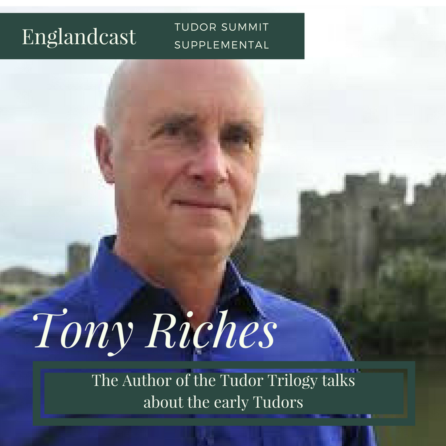 Supplementary: Tony Riches at the Tudor Summit