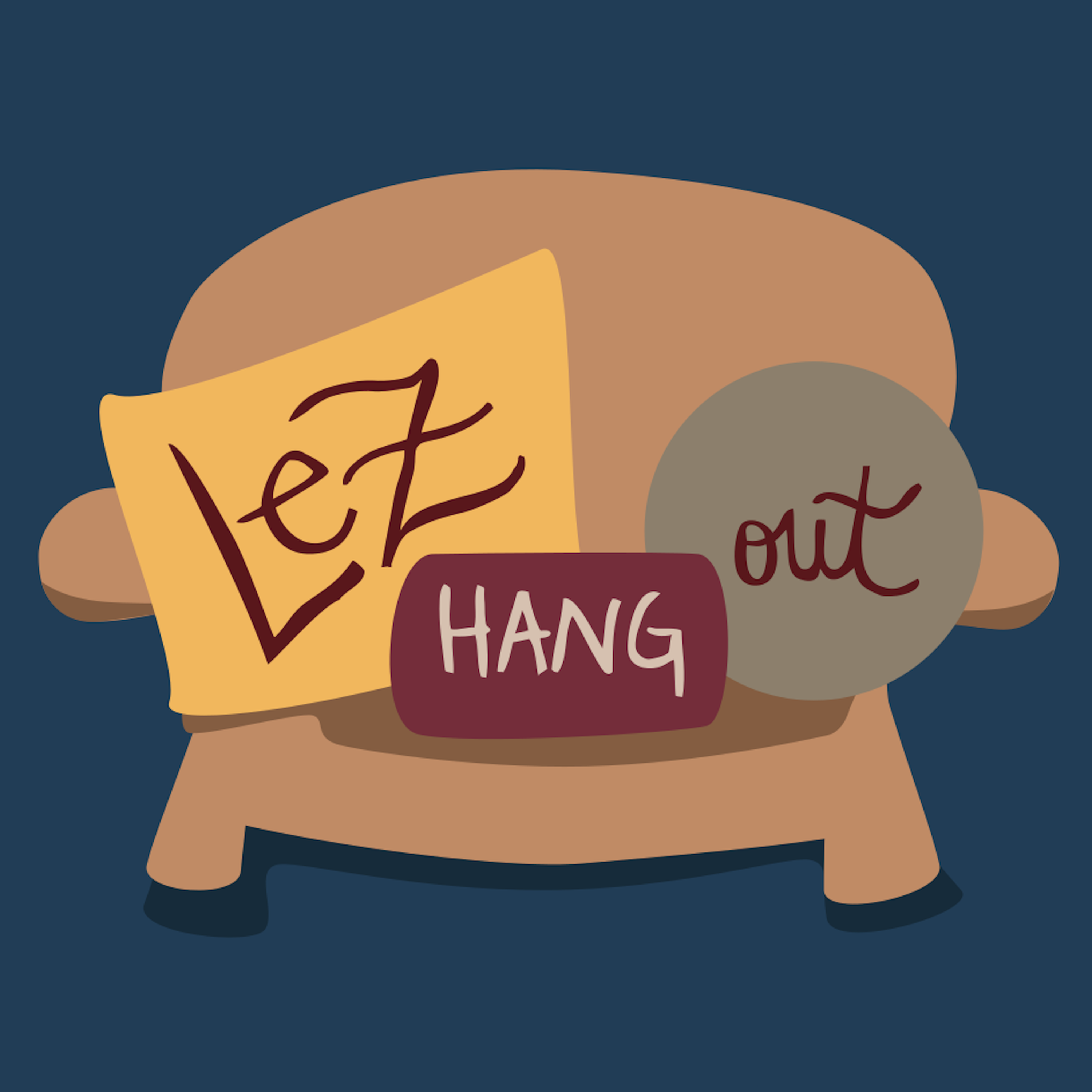 Lez Hang Out | A Lesbian Podcast - 109: Le Crushing Queer Content with Barbelle - An interview with Karen Knox and Gwenlyn Cumyn