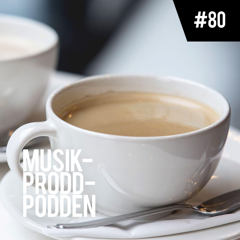 #80 Studiokaffet är viktigt