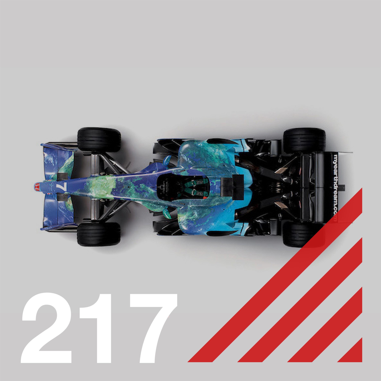217. Viasat Motors F1-podd – F1, miljön och V12:or