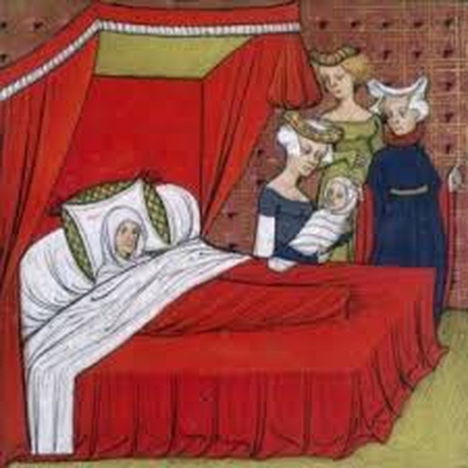 Episode 024: Pregnancy and Childbirth in Medieval England