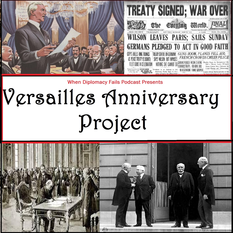 Versailles #78: OTD 21st June 1919 - Ships of State