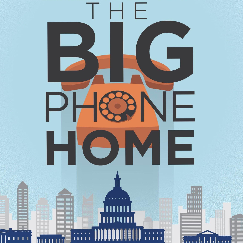 BONUS: The Big Phone Home! (Saturday, April 24th)