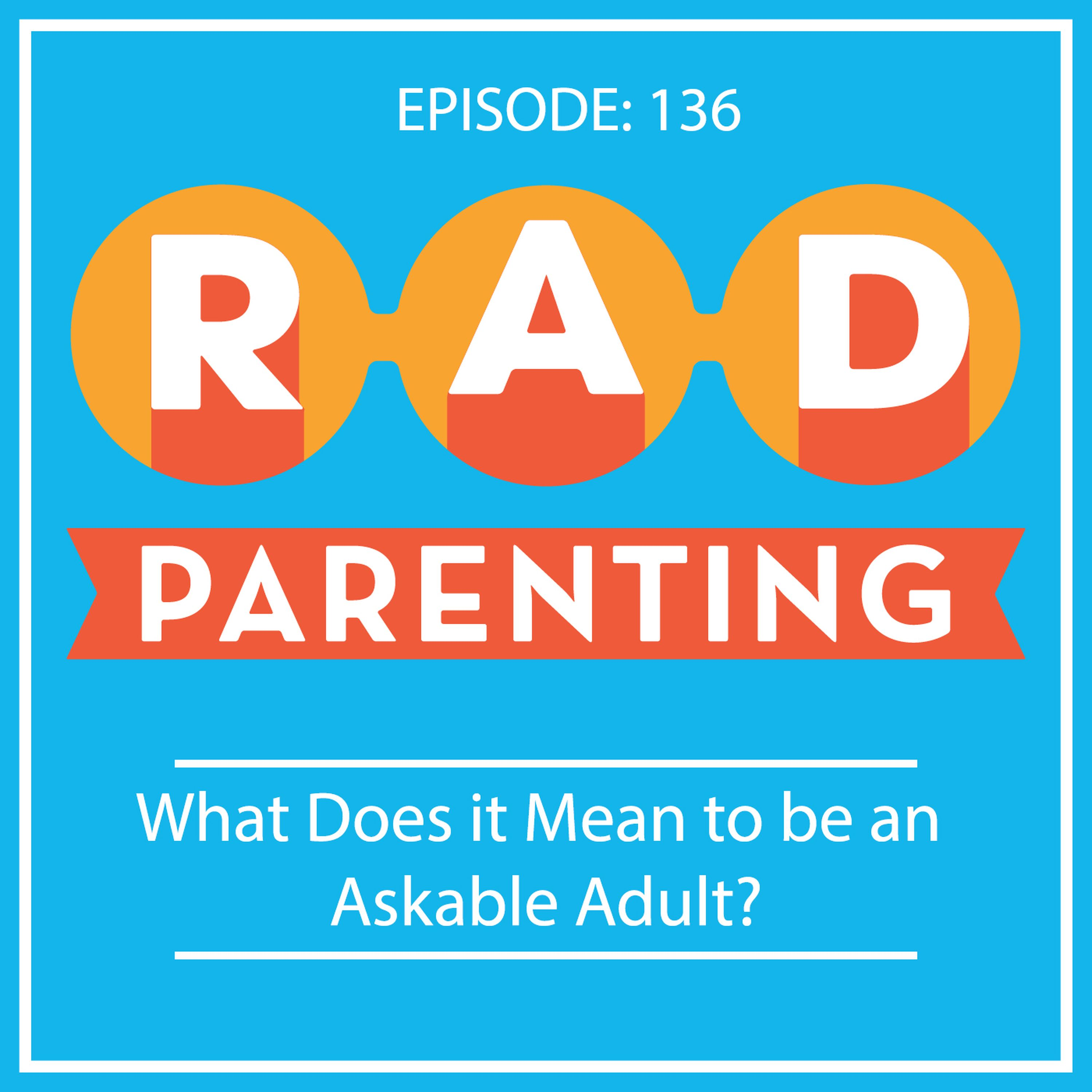What Does it Mean to be an Askable Adult?