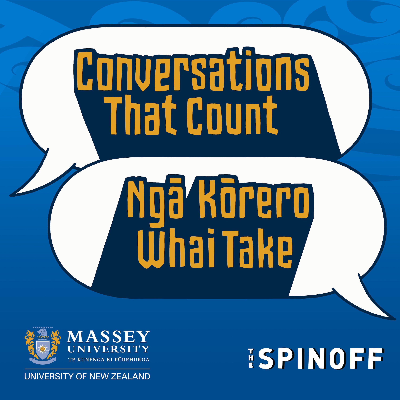 Trailer: Conversations that Count – Ngā Kōrero Whai Take