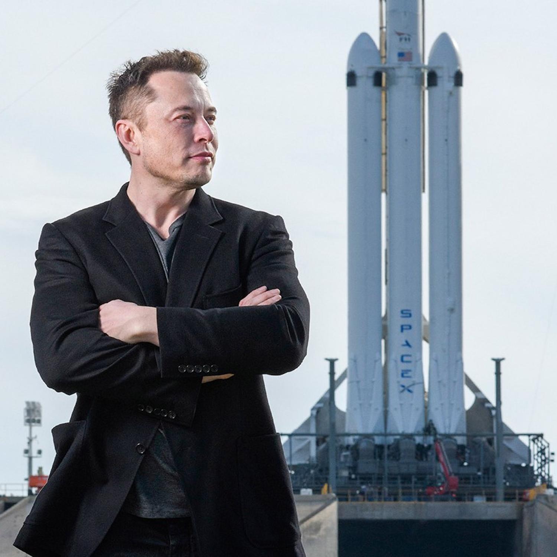 043 - Elon Musk AKA The Real Iron Man