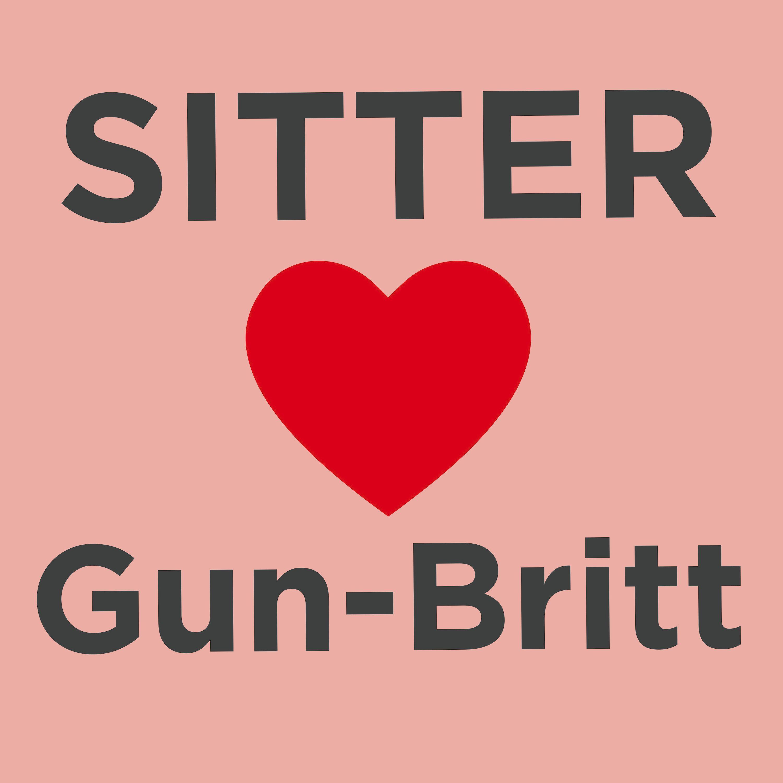 Sitter Elsker: Gun-Britt