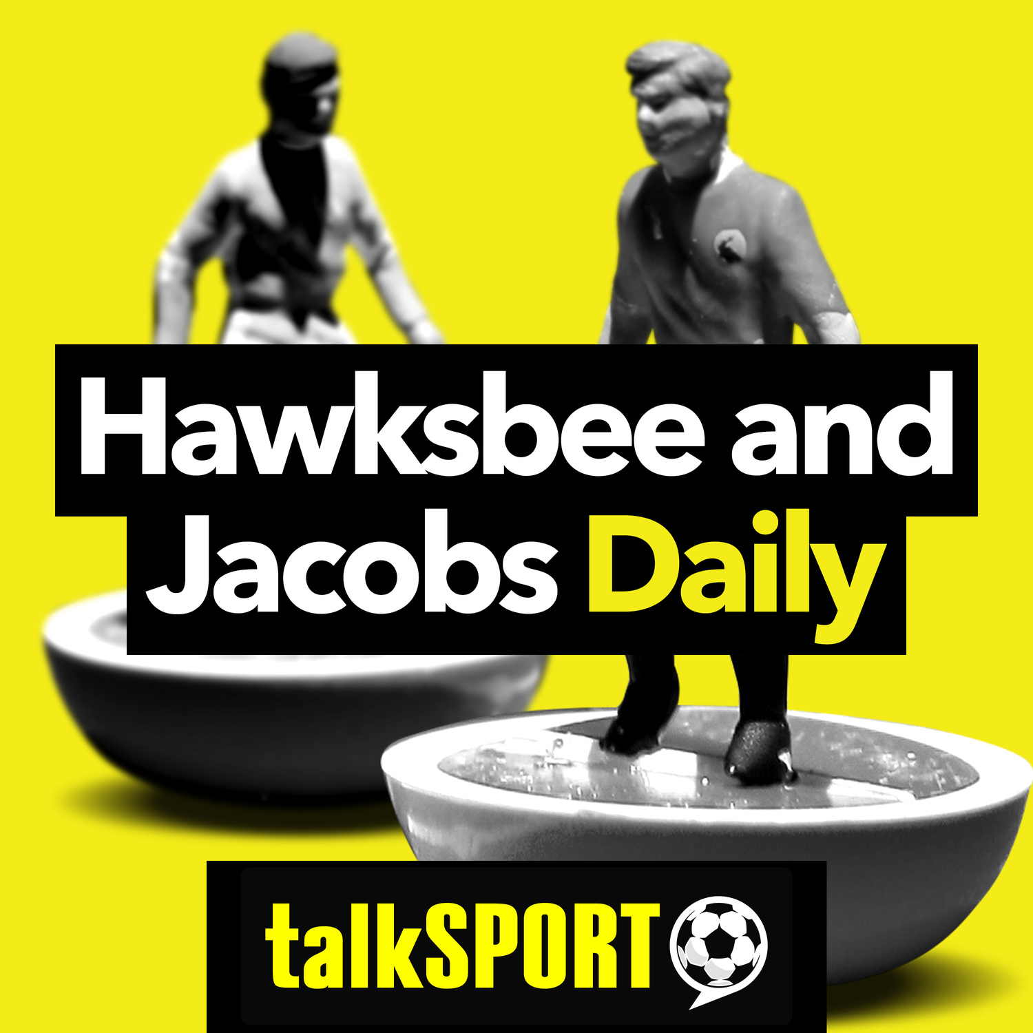 Hawksbee And Jacobs Daily Podbay