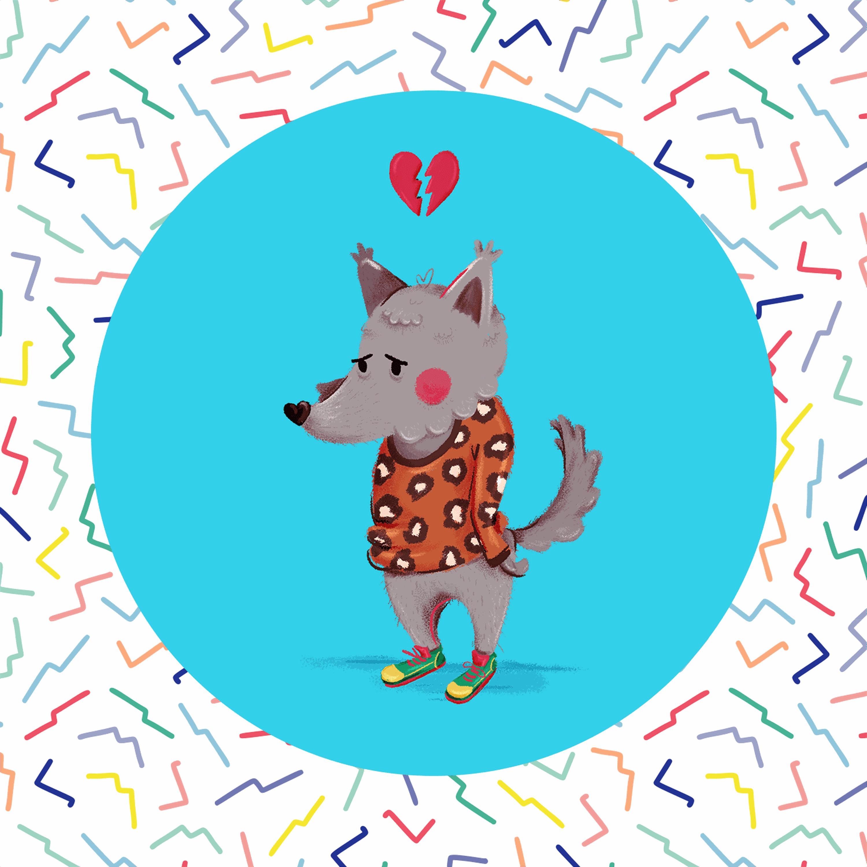 Le loup qui n'avait pas d'amoureuse