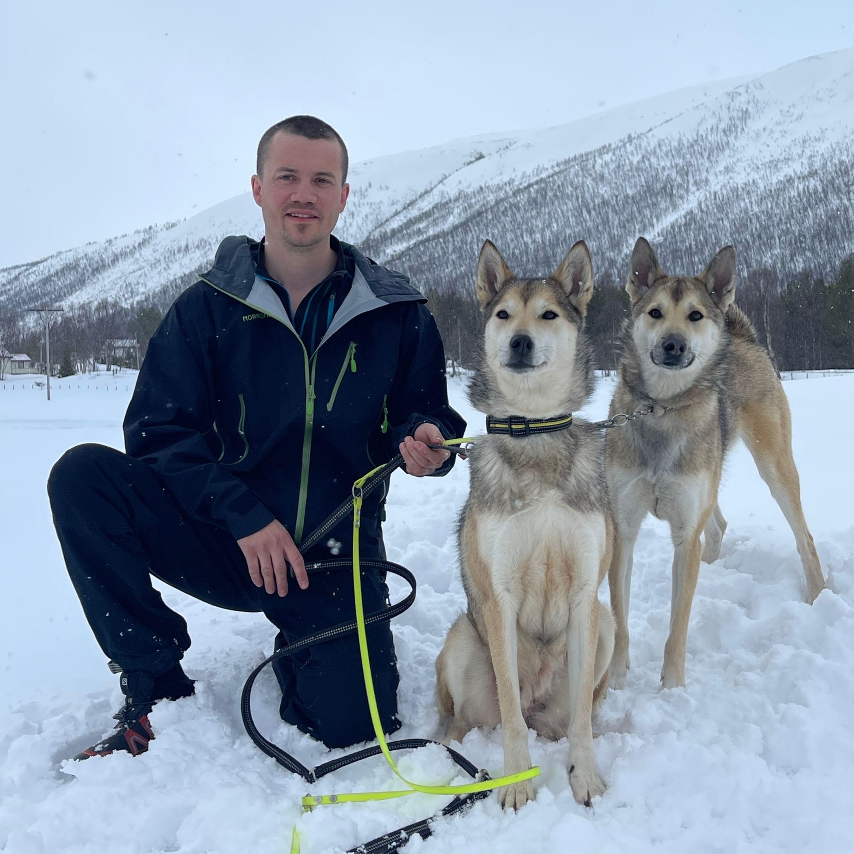 Jakt med Laika - Espen Fyhn