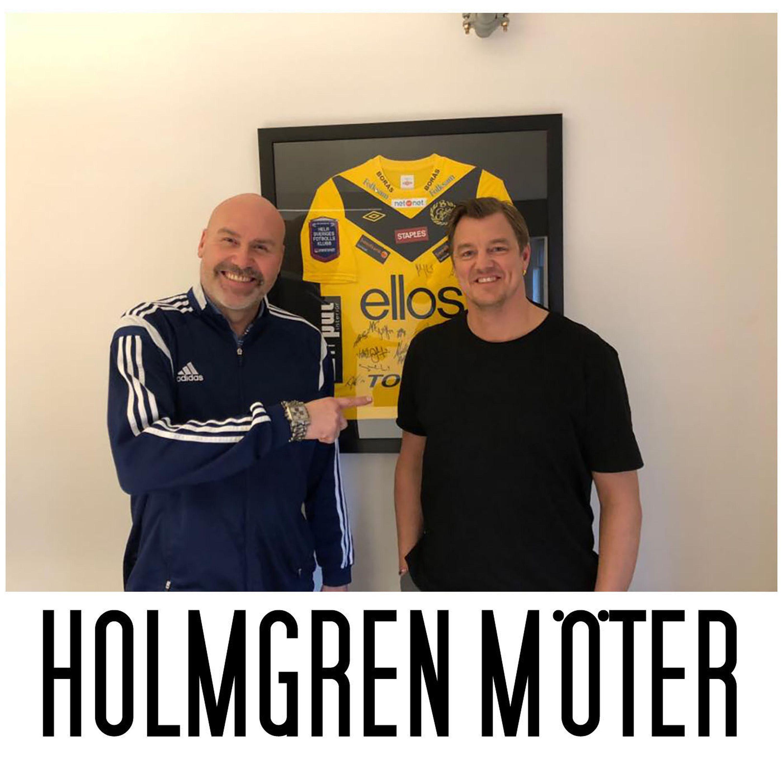 Holmgren Möter – Niklas Holmgren