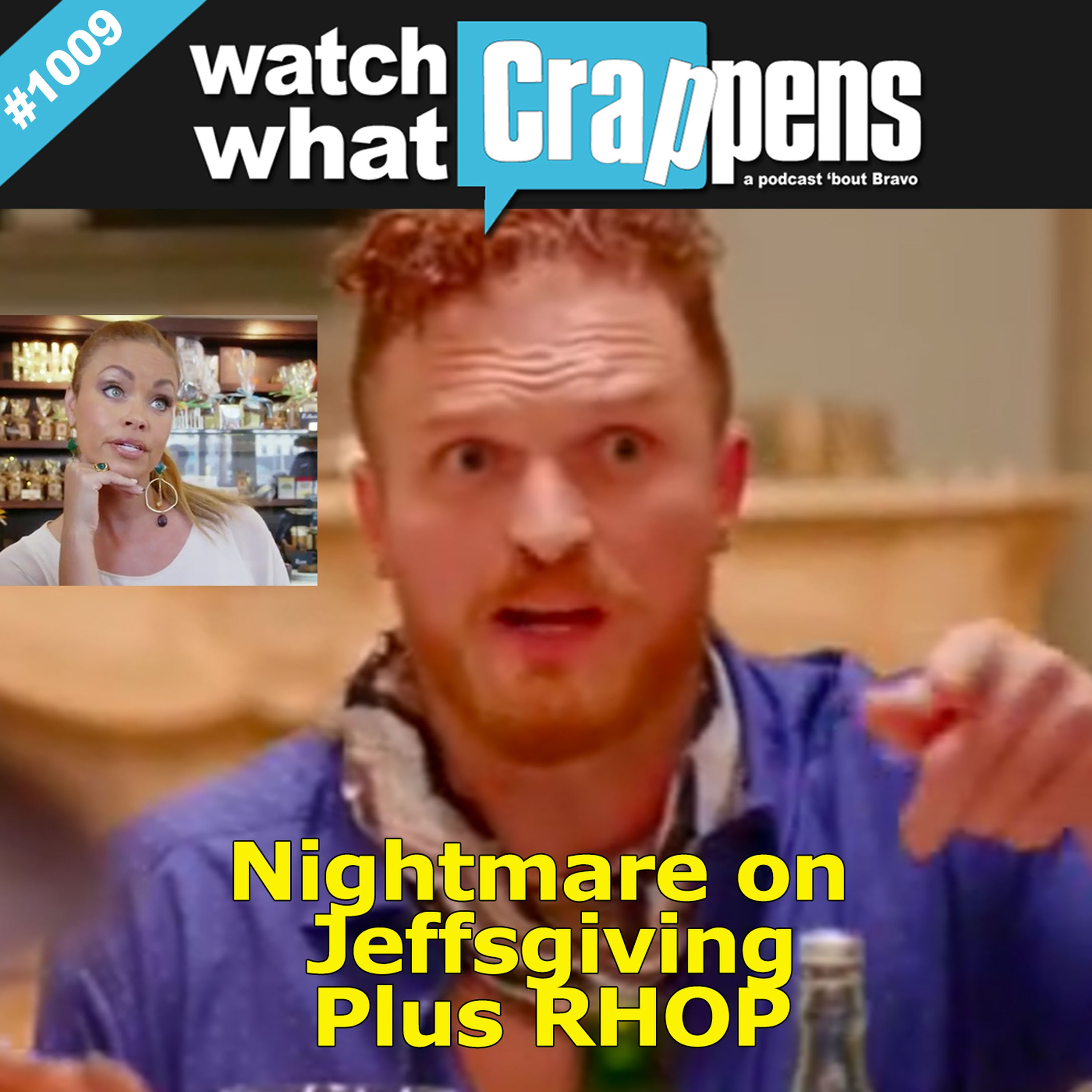 Southern Charm NOLA and RHOP: Nightmare on Jeffsgiving