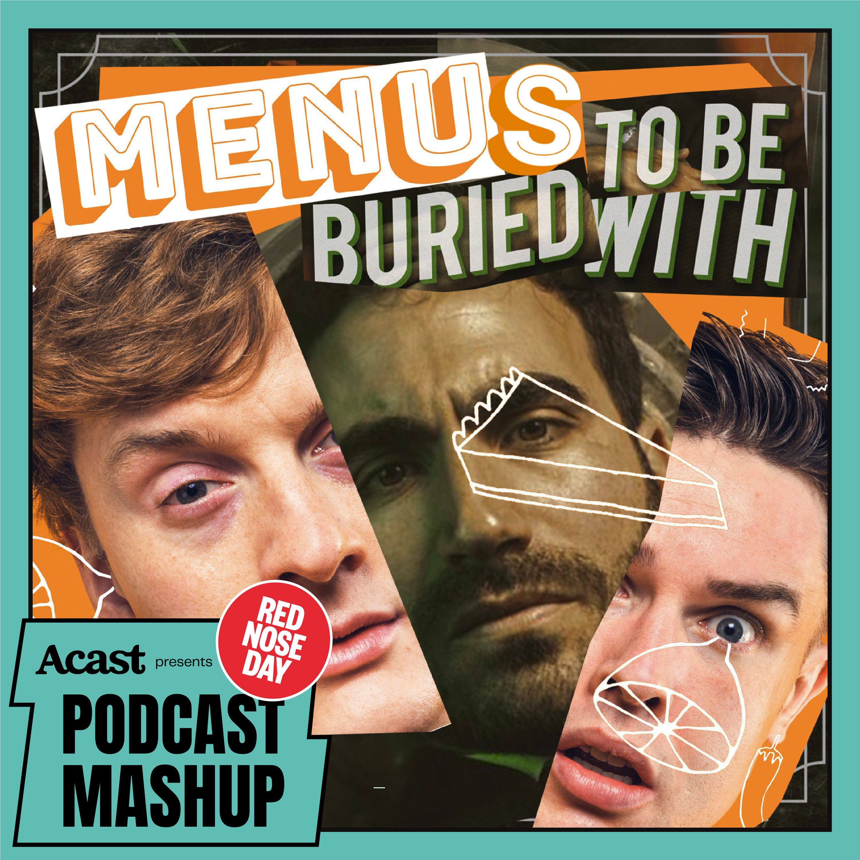 Menus To Be Buried With with Ed Gamble, James Acaster and Brett Goldstein