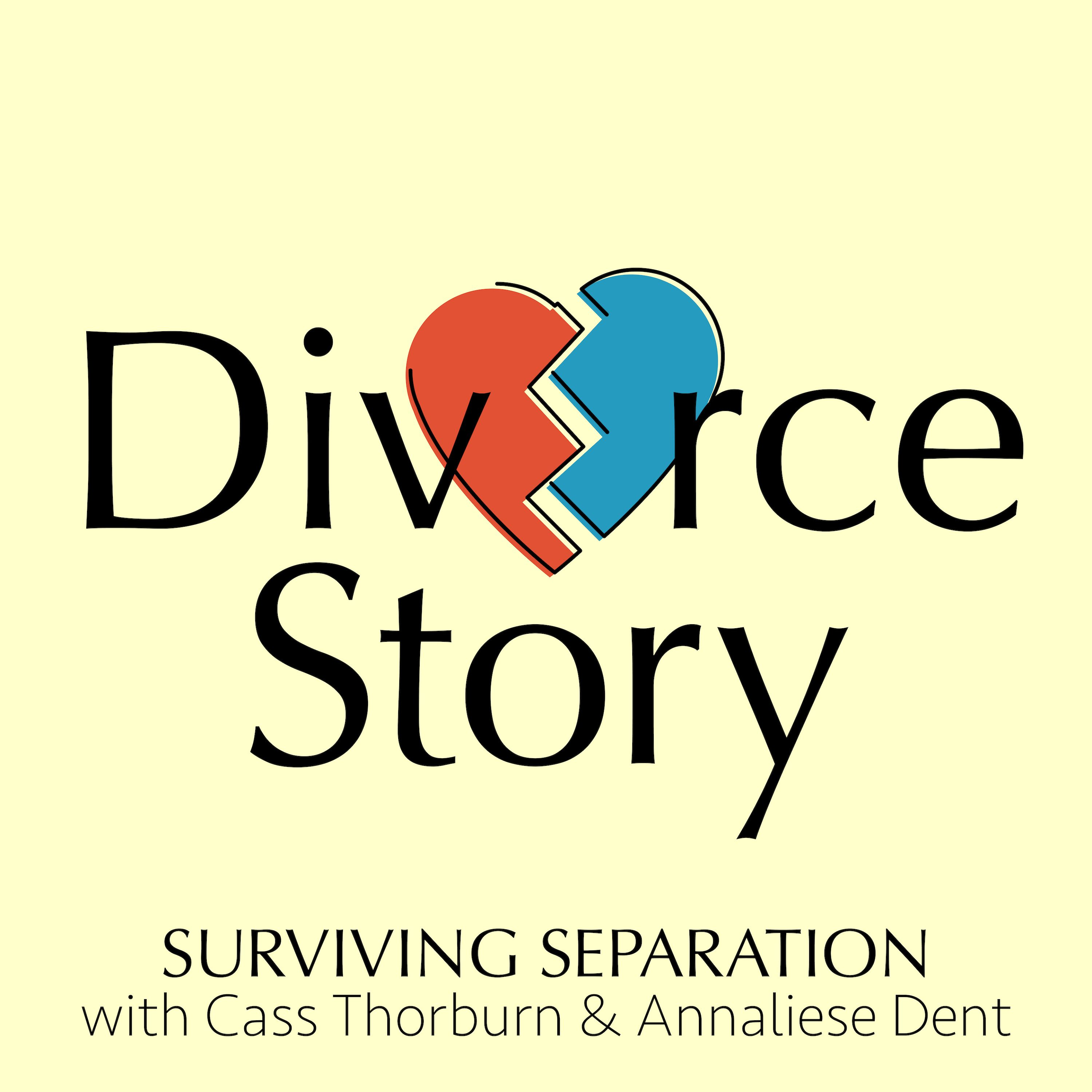 Divorce Story - How to tell people about your separation
