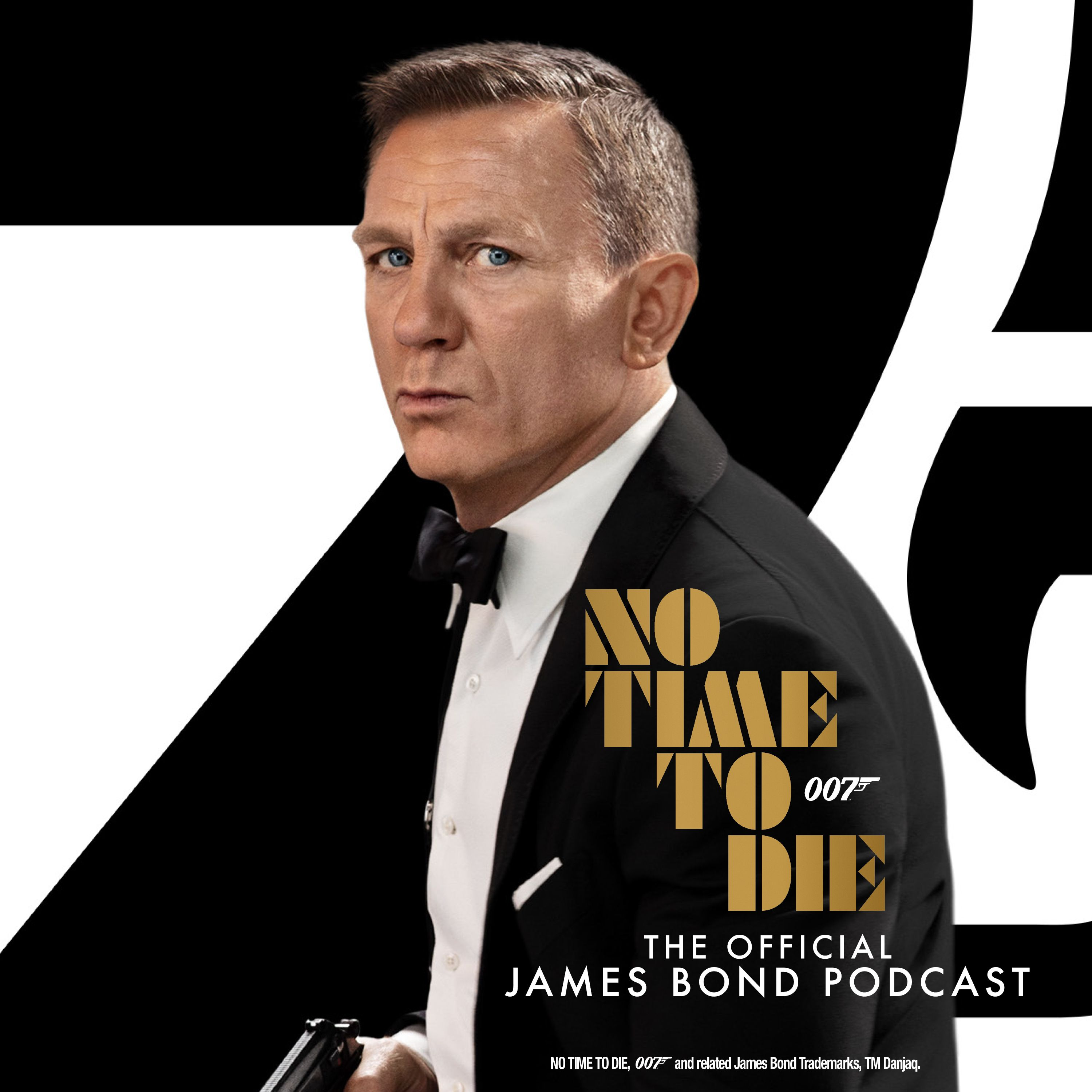 No Time To Die Podcast Update