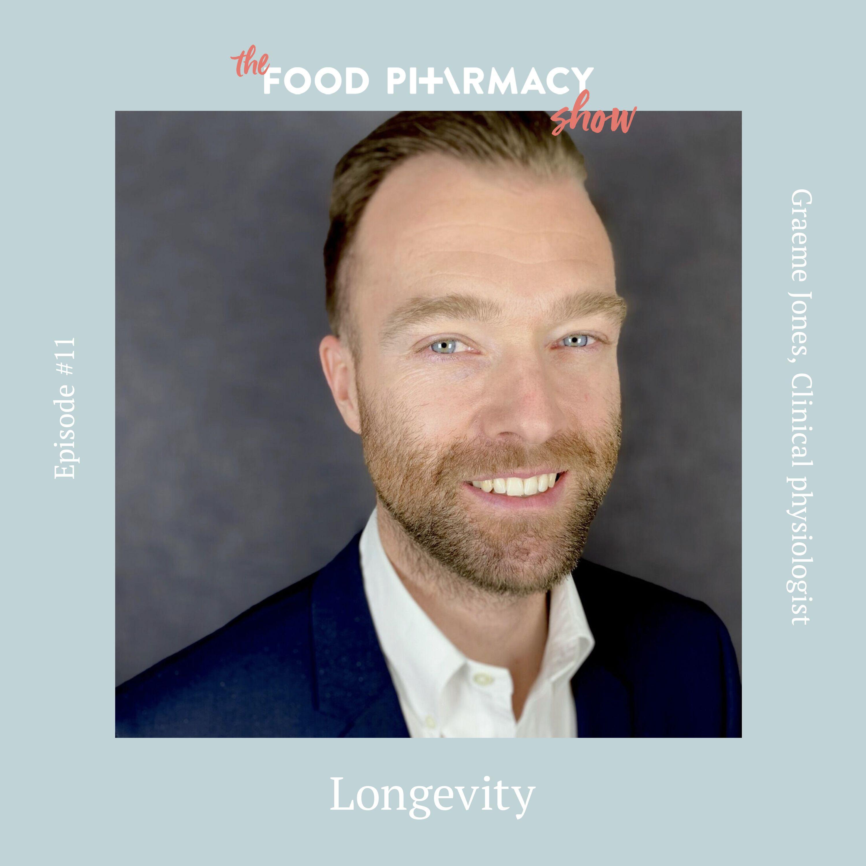 11. Graeme Jones, Clinical physiologist - Longevity
