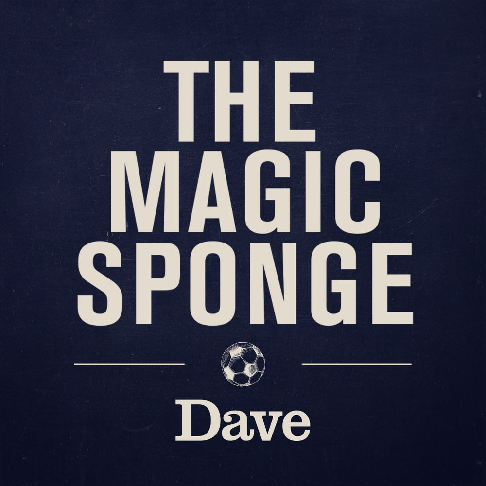 Paul Merson did some miles! | The Magic Sponge with Jimmy