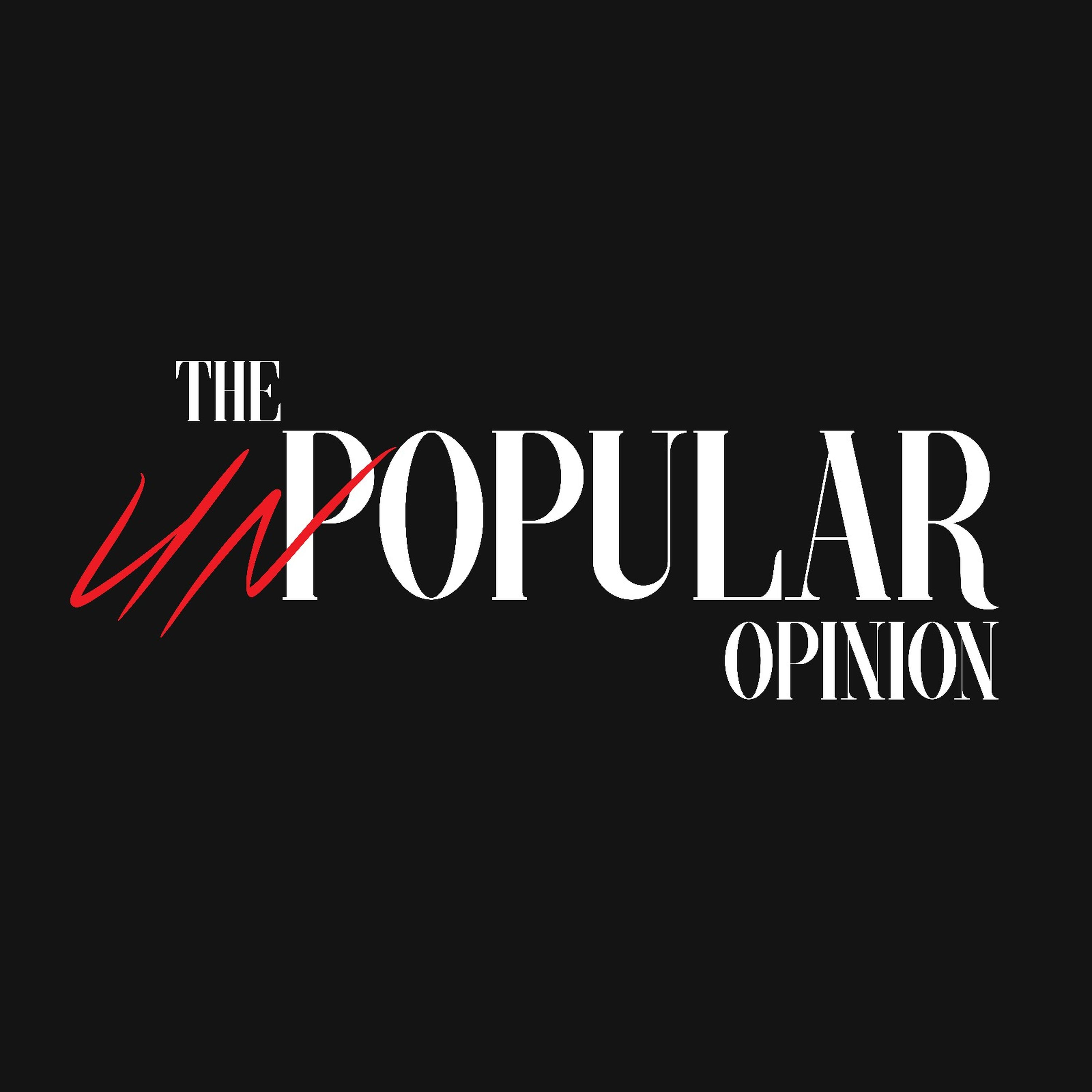 The Unpopular Opinion on Comedy