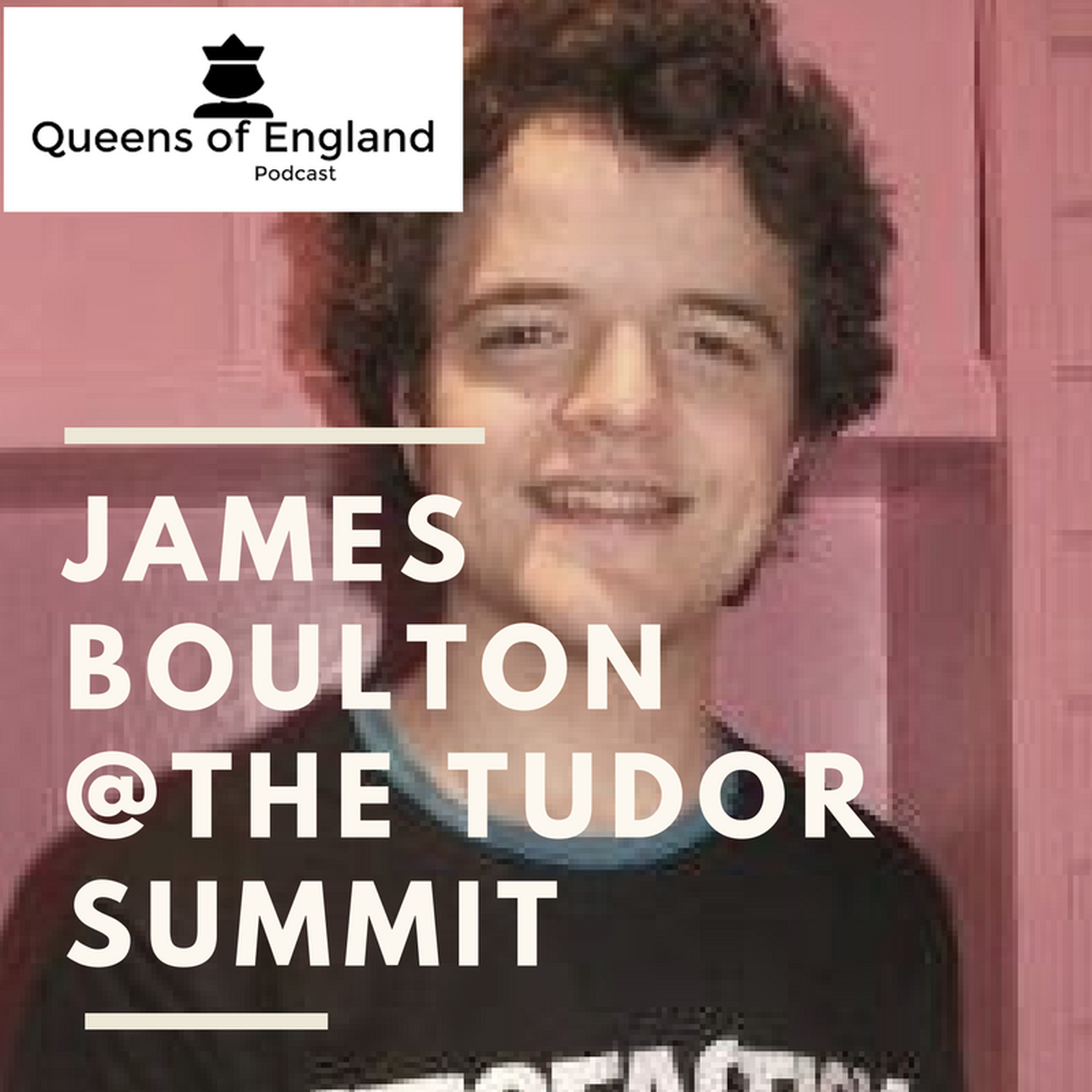 Supplementary: James Boulton at the Tudor Summit
