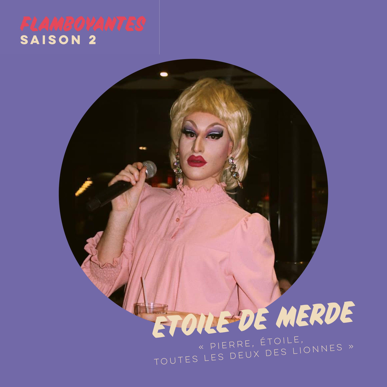"""Étoile de Merde : """"Pierre, Étoile, toutes les deux des lionnes"""""""