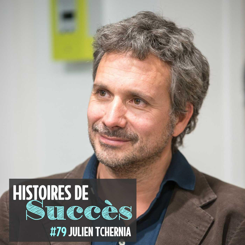 Julien Tchernia (ekWateur), du golden boy à la conscience écolo