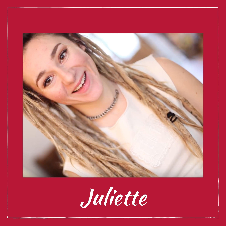 Cher Corps — Juliette, LEJ (image de soi et problèmes de peau)