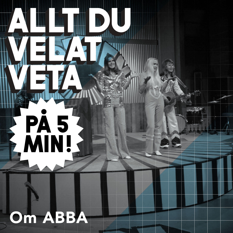 5 minuter om ABBA