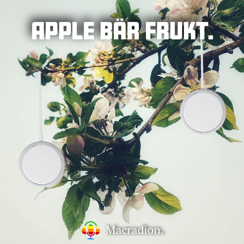 Apple bär frukt