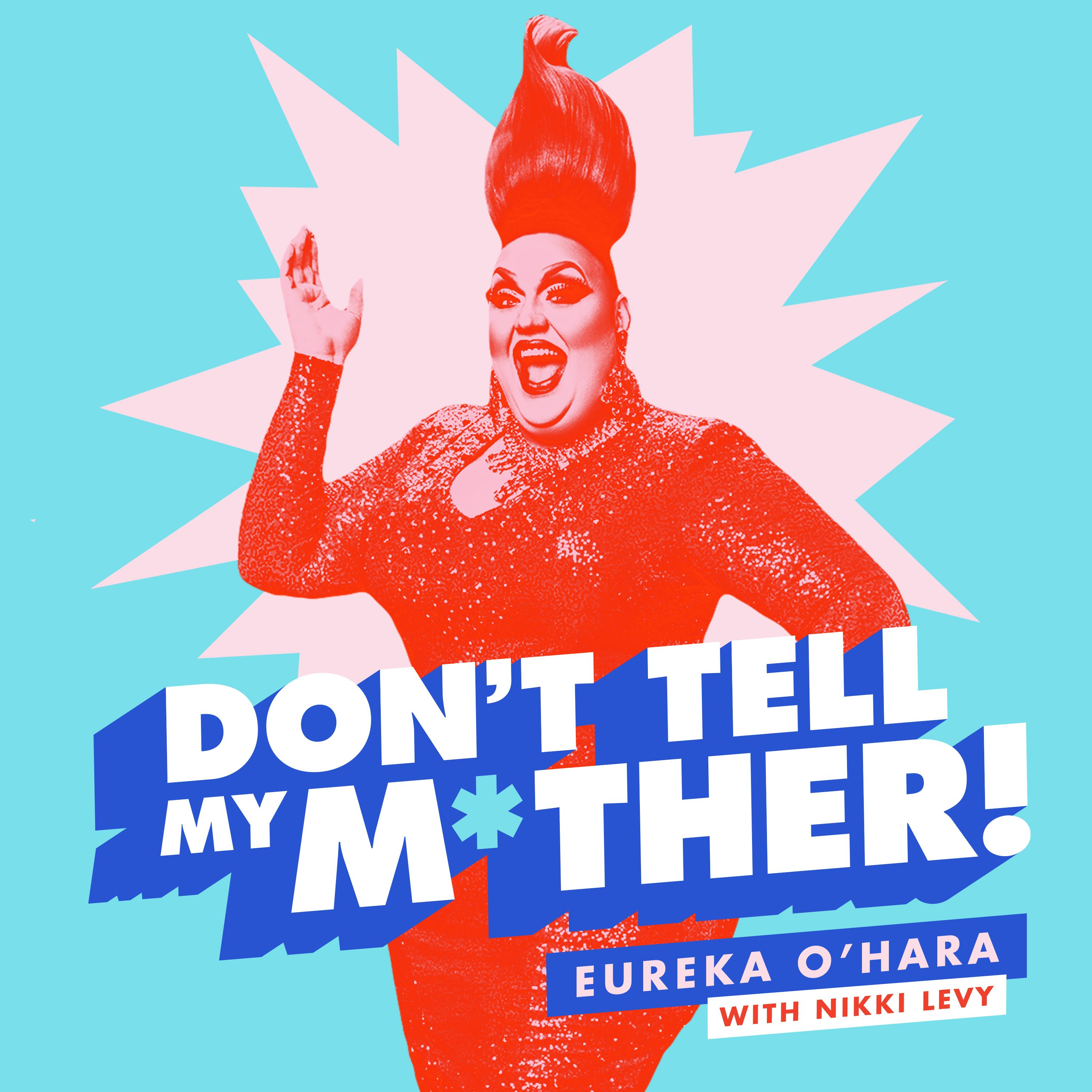 Eureka O'Hara is the Queen of the South (with Jacqueline St. James!)