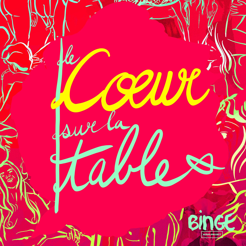 [AUTOPROMO] - Le Cœur sur la table devient un livre !