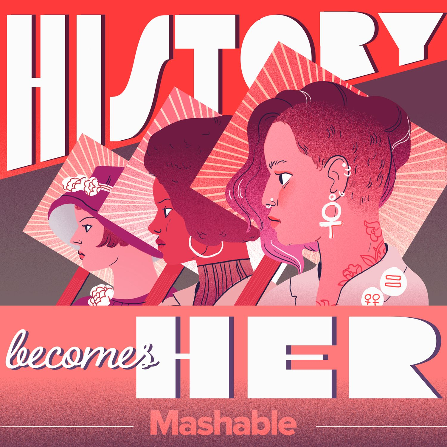 History Becomes Her podcast