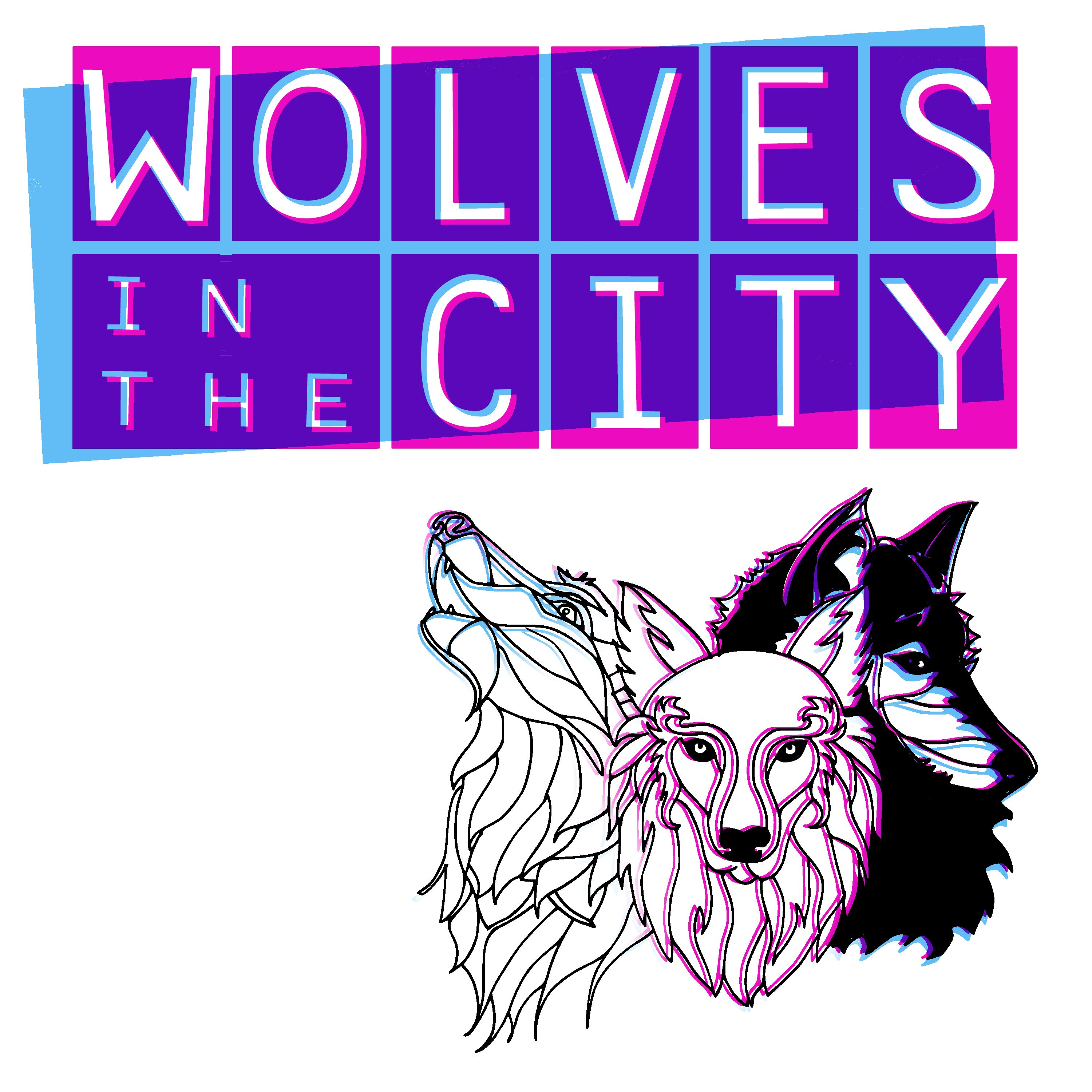 #6 There's a new wolf in the city