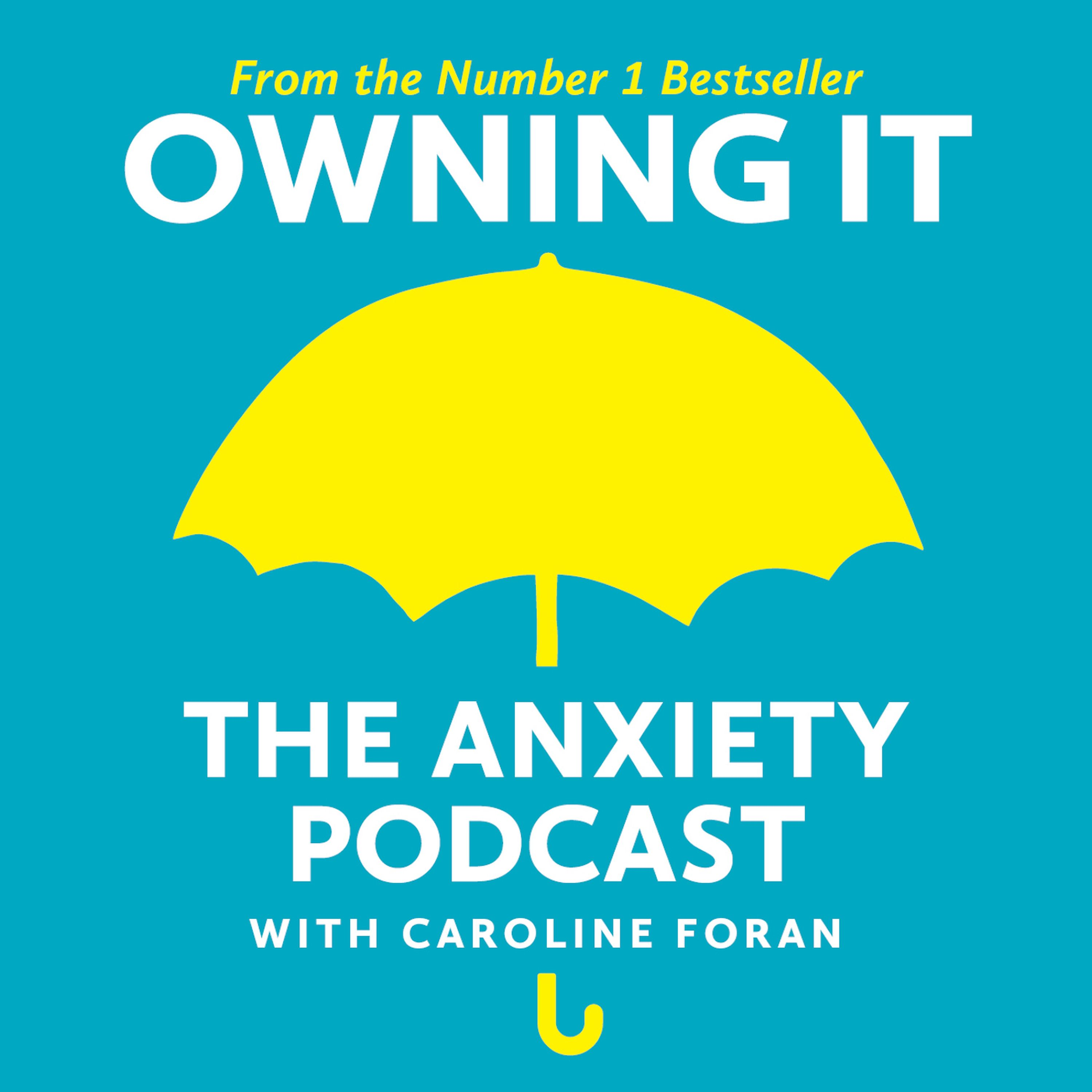 OWNING IT: How to improve your self-talk for anxiety with Little Penny Thoughts