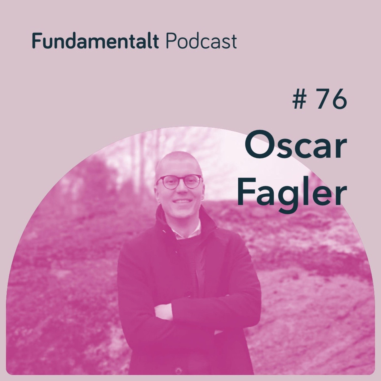 76 - Oscar Fagler
