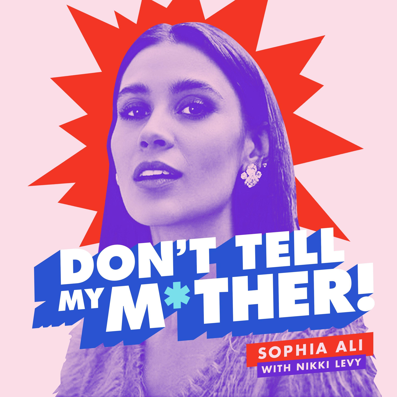Sophia Ali Practices Safe Sex