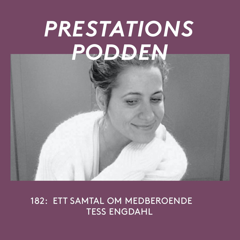Ett samtal om medberoende - Tess Engdahl