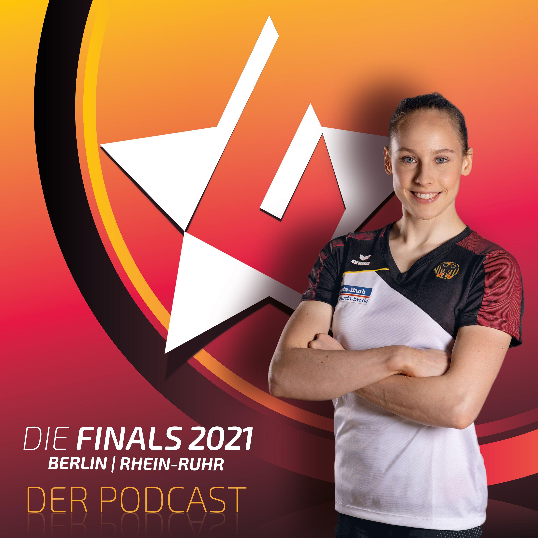Im Interview mit Sarah Voss - Titelverteidigerin im Gerätturnen