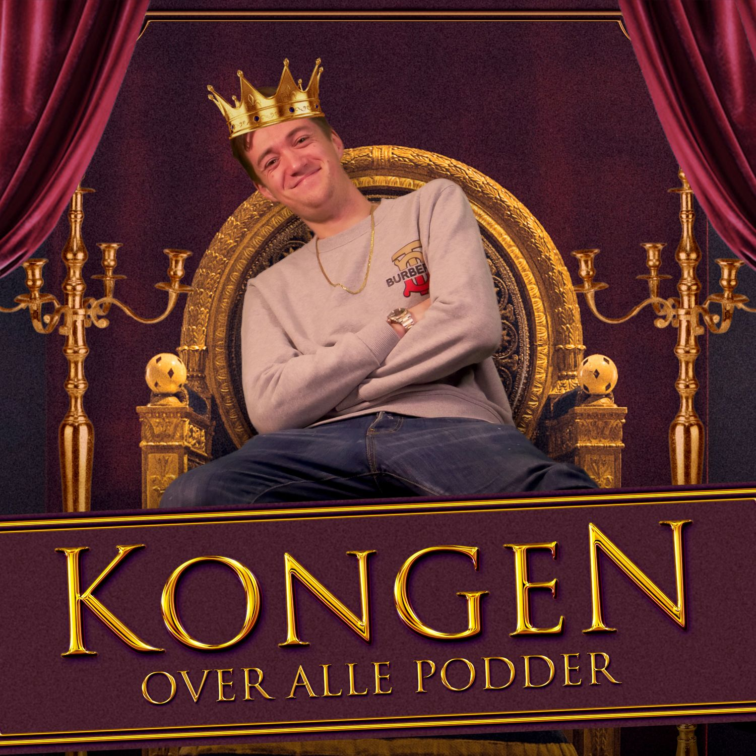 Kongen Over Alle Podder
