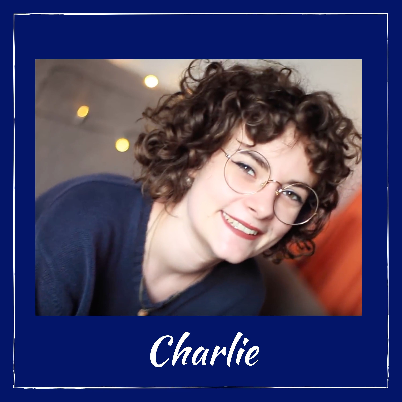 Cher Corps — Charlie (poils et non-binarité)