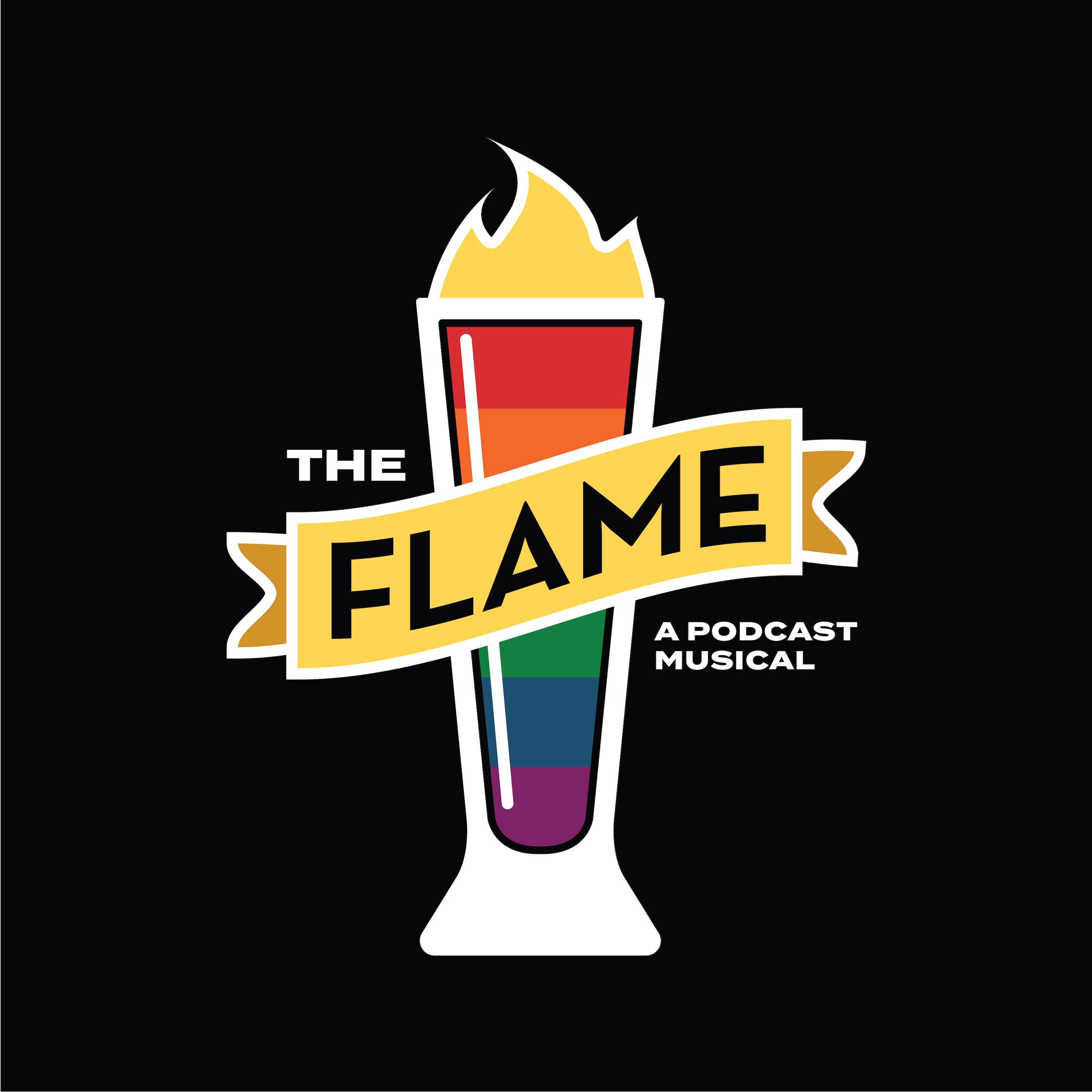 Lez Hang Out | A Lesbian Podcast - The Flame Episode 1 - Welcome to The Flame