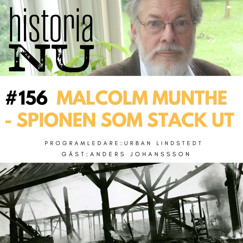 Malcolm Munthe – spionen bakom krylbosmällen