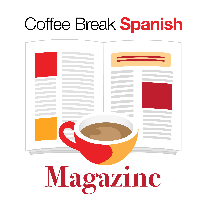 CBS Mag 3.00 | Coming Soon: The Coffee Break Spanish Magazine